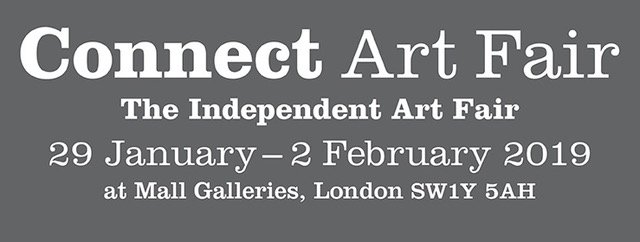 Connect Art Fair 2019 Banner